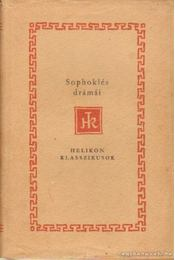 Sophoklés drámái - Sophoklés - Régikönyvek