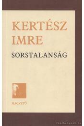 Sorstalanság - Kertész Imre - Régikönyvek