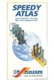 Speedy atlas - Régikönyvek