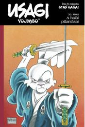 Usagi Yojimbo 20. - A halál pillantásai - Stan Sakai - Régikönyvek