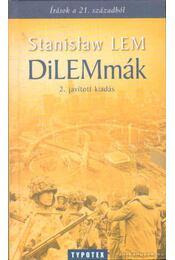 DiLEMmák - Stanislaw Lem - Régikönyvek