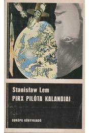 Pirx pilóta kalandjai - Stanislaw Lem - Régikönyvek