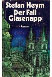 Der Fall Glasenapp - Stefan Heym - Régikönyvek