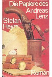 Die Papiere des Andreas Lenz - Stefan Heym - Régikönyvek