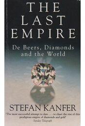 The Last Empire - Stefan Kanfer - Régikönyvek