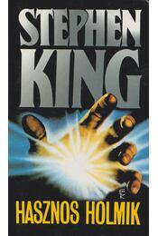 Hasznos holmik - Stephen King - Régikönyvek