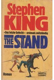 The Stand (német) - Stephen King - Régikönyvek