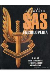 SAS enciklopédia - Steve Crawford - Régikönyvek
