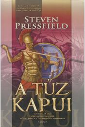 A tűz kapui - Steven Pressfield - Régikönyvek