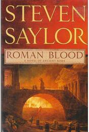 Roman Blood - Steven Taylor - Régikönyvek
