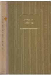 Erzählungen - Stifter, Adalbert - Régikönyvek