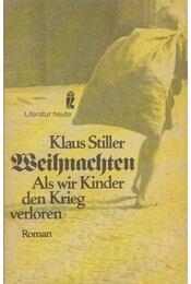 Weihnachten - Stiller, Klaus - Régikönyvek