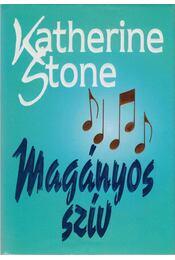 Magányos szív - Stone, Katherine - Régikönyvek
