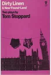 Dirty Linen and New-Found-Land - Stoppard, Tom - Régikönyvek