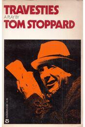 Travesties - Stoppard, Tom - Régikönyvek
