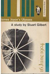 James Joyce's Ulysses - Stuart Gilbert - Régikönyvek