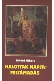 Halottak napja: feltámadás - Sükösd Mihály - Régikönyvek