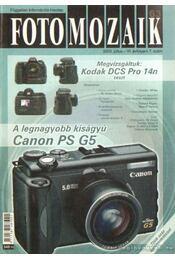 Foto Mozaik 2003. július 7. szám - Sulyok László - Régikönyvek
