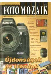 Foto Mozaik 2004. november 11. szám - Sulyok László - Régikönyvek