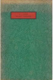 Haladó tudomány - Sumner, W. L. - Régikönyvek