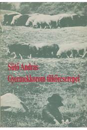 Gyermekkorom tükörcserepei - Sütő András - Régikönyvek