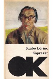 Káprázat - Szabó Lőrinc - Régikönyvek