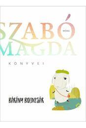 Bárány Boldizsár - Szabó Magda - Régikönyvek