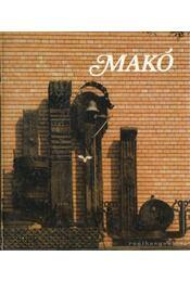 Makó - Szabóky Zsolt - Régikönyvek