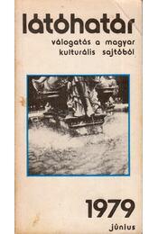 Látóhatár 1979. Június - Szabolcsi Miklós - Régikönyvek