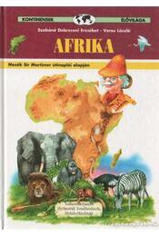 Afrika állatvilága - Szabóné Debreceni Erzsébet - Régikönyvek