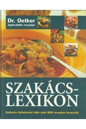 Szakácslexikon - Régikönyvek