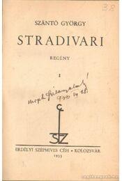 Stradivari I-II. kötet egyben - Szántó György - Régikönyvek
