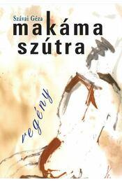 Makámaszútra - Szávai Géza - Régikönyvek