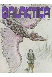 Galaktika 103. V. évf. 1989/4. - Szentmihályi Szabó Péter, Sziládi János - Régikönyvek