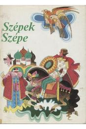 Szépek Szépe - Régikönyvek