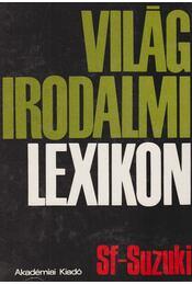 Világirodalmi lexikon 13. kötet - Szerdahelyi István - Régikönyvek