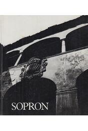 Sopron - Szerencsés János - Régikönyvek