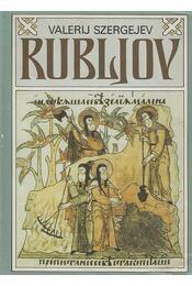 Rubljov - Szergejev, Valerij - Régikönyvek