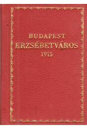 Budapest Erzsébetváros 1975 (mini) - Szilvásy György - Régikönyvek