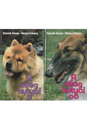 A világ kutyái I-II. - Szinák János-Veress István - Régikönyvek