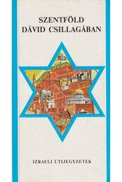 Szentföld Dávid csillagában - Szirtes I. János - Régikönyvek