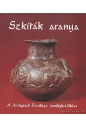 Szkíták aranya - Szabó Miklós - Régikönyvek