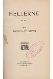 VIII. Henrik Vilmos; Hellerné - Szomaházy István - Régikönyvek