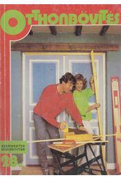 Otthonbővítés - Szűcs József - Régikönyvek