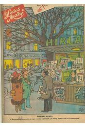 Ludas Matyi 1985. 41. évfolyam (1-52. szám, teljes) - Tabi László - Régikönyvek