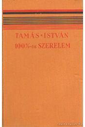 100%-os szerelem - Tamás István - Régikönyvek