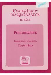 Példabeszédek - Tarjányi Béla - Régikönyvek