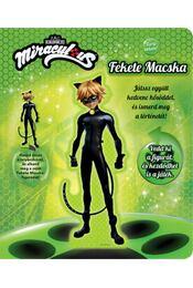 Tarts velem! - Miraculous: Fekete Macska - Régikönyvek