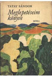 Meglepetéseim könyve - Tatay Sándor - Régikönyvek