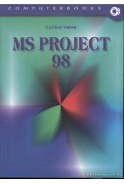 MS Project 98 - Tátrai Tibor - Régikönyvek